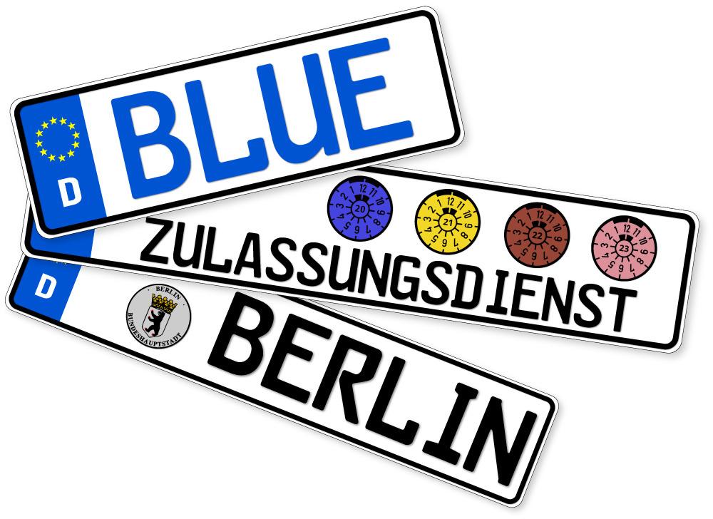 Blue Zulassungsdienst Berlin