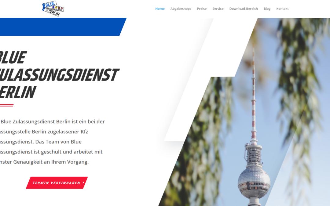 Die neue Website ist online!